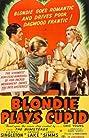 Blondie Plays Cupid (1940) Poster