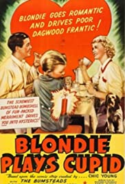 Blondie Plays Cupid Poster