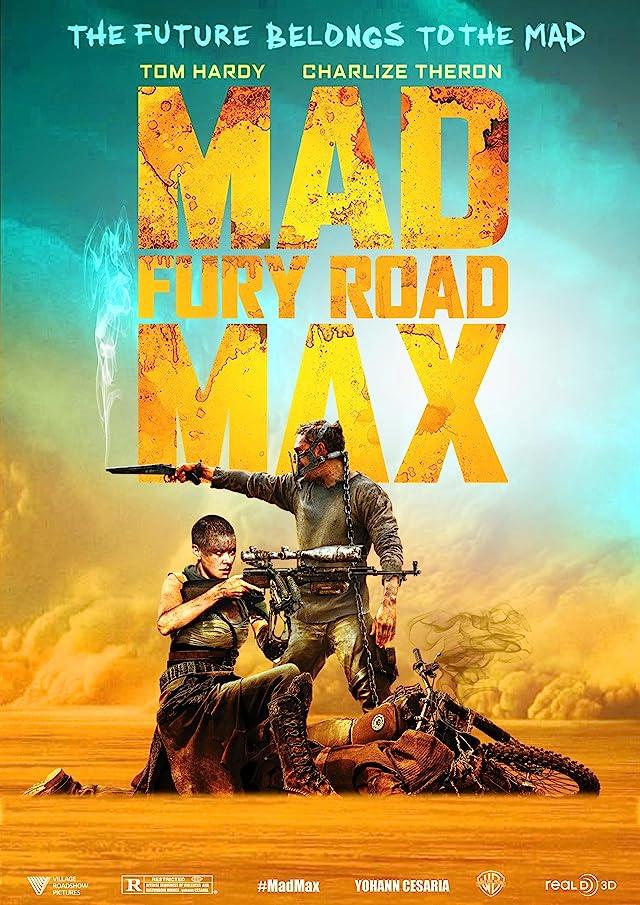 Mad Max: Fury Road (2015) Hindi Dubbed