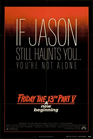 Where to stream Friday the 13th: A New Beginning