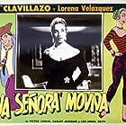Lorena Velázquez in Una señora movida (1959)