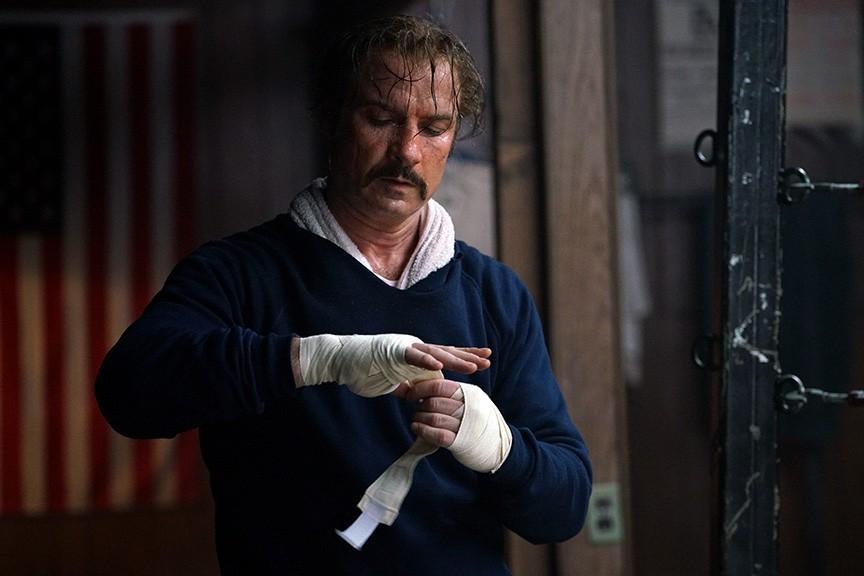 Liev Schreiber in The Bleeder (2016)