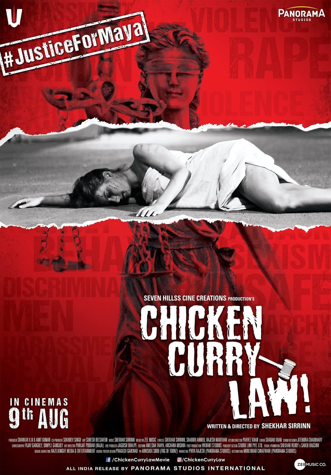 Chicken Curry Law (2019) centmovies.xyz