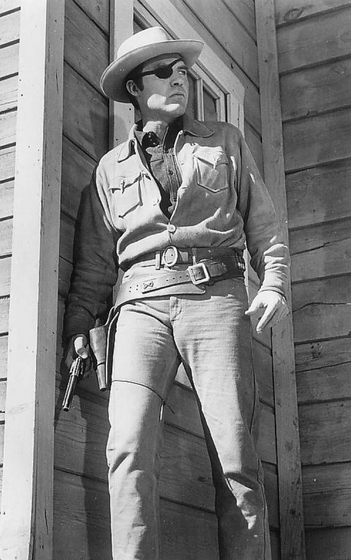 Larry Ward in Cheyenne (1955)
