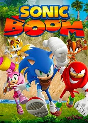 Where to stream Sonic Boom