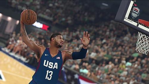NBA 2K17: Team USA