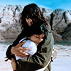 Valeria Cavalli and Mark Gregory in Thunder (1983)