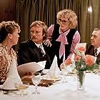 Iva Janzurová, Vít Olmer, Cestmír Randa, and Regina Rázlová in Létající Cestmír (1983)
