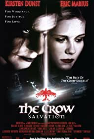 Kirsten Dunst and Eric Mabius in The Crow: Salvation (2000)