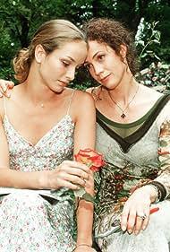 Lara-Joy Körner and Barbara Wussow in Das Geheimnis des Rosengartens (2000)