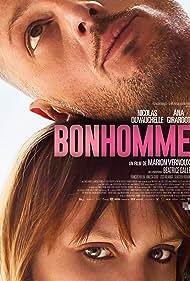 Nicolas Duvauchelle and Ana Girardot in Bonhomme (2018)