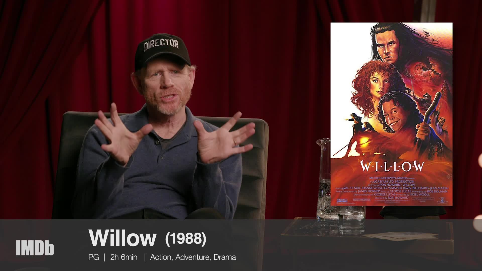 Ron Howard Recalls Wild Parties On The Set Of Willow From Imdb Me