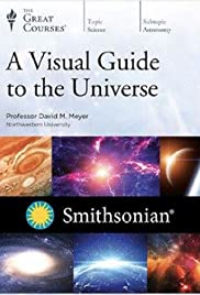 A Visual Guide to the Universe with the Smithsonian Poster
