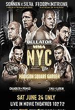 Bellator NYC: Sonnen vs. Silva