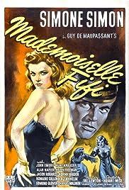 Mademoiselle Fifi Poster