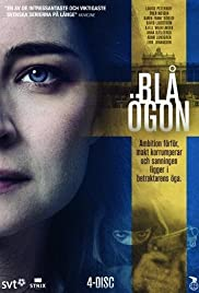 Blå ögon Poster - TV Show Forum, Cast, Reviews