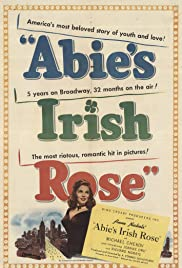 Abie's Irish Rose Poster