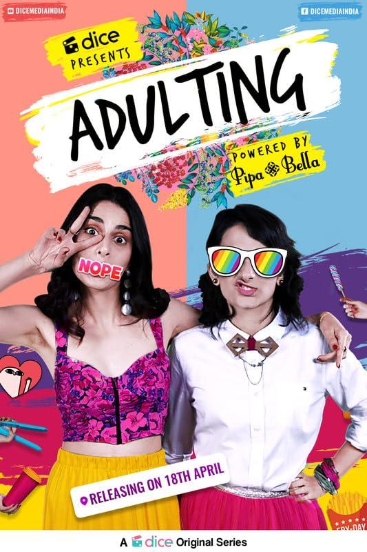 Adulting (2021) Season 2 (Dice Media)