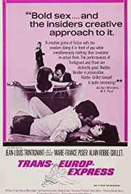 Trans-Europ-Express (1968) Poster - Movie Forum, Cast, Reviews