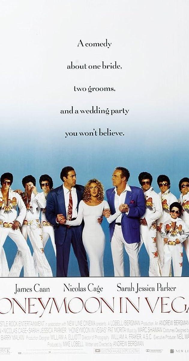 Medaus mėnuo Vegase / Honeymoon in Vegas (1992) Online