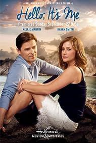 Kellie Martin and Kavan Smith in Hello, It's Me (2015)