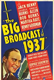 The Big Broadcast of 1937 (1936) Poster - Movie Forum, Cast, Reviews