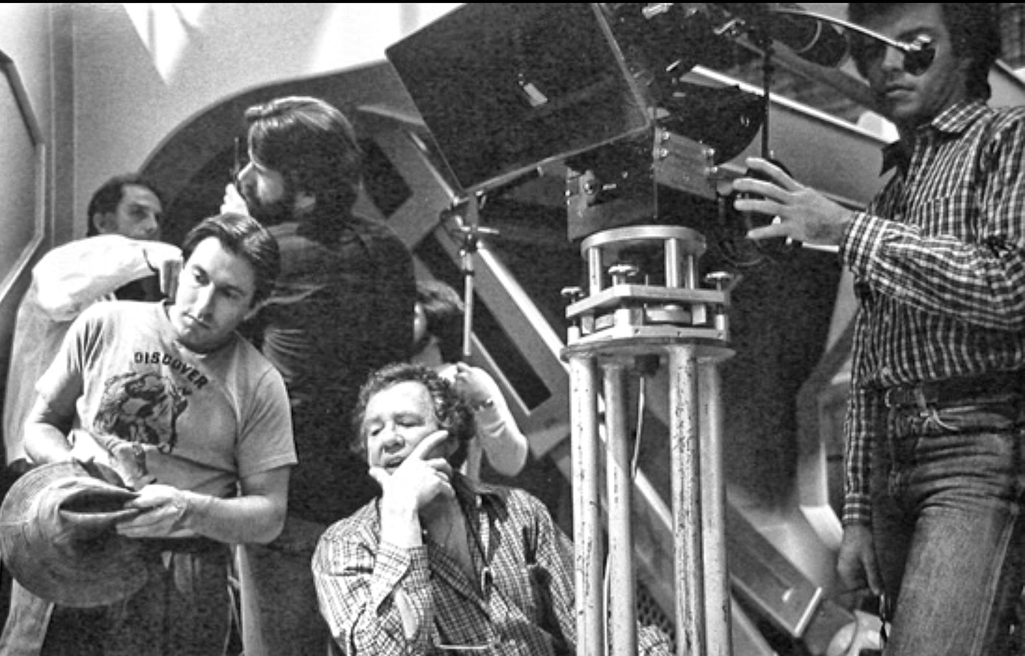 Gayne Rescher, Craig Denault, and Nicholas Meyer