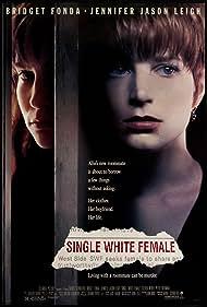 Bridget Fonda and Jennifer Jason Leigh in Single White Female (1992)