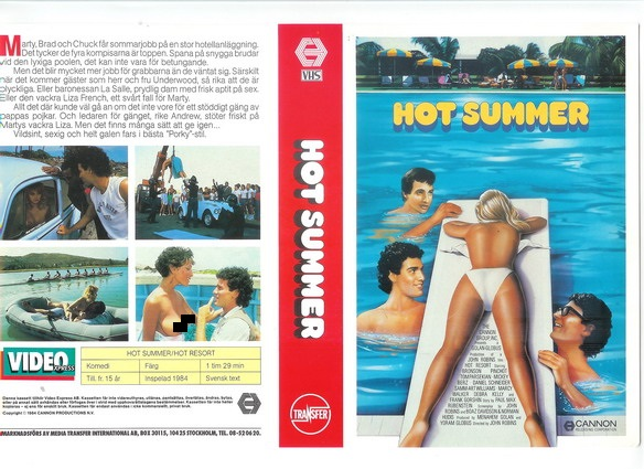 Hot Resort (1985)