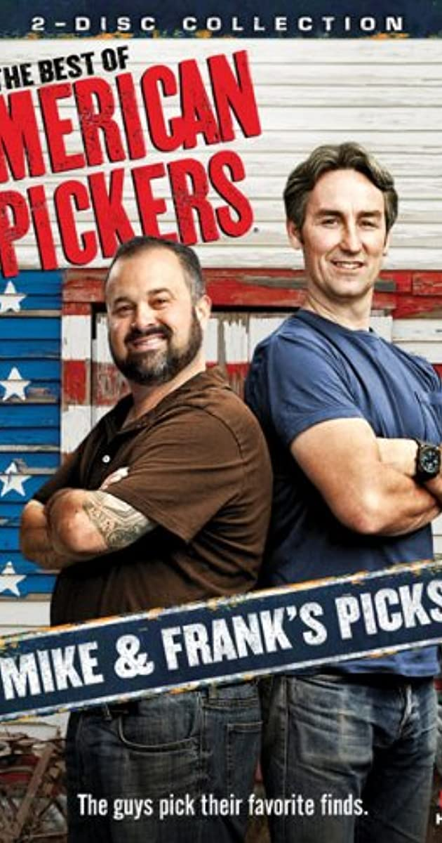cast of american pickers tv show