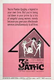 Three in the Attic (1968) Poster - Movie Forum, Cast, Reviews