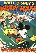 Mickey's Touchdown