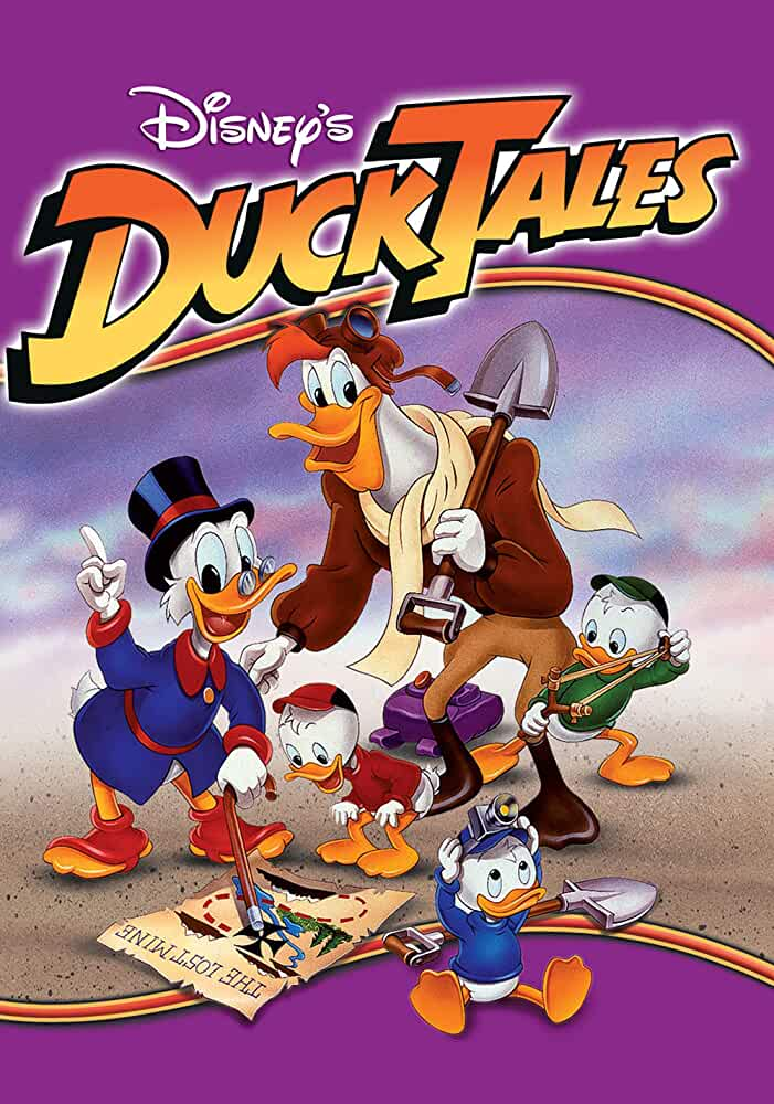 DuckTales (1987) Hindi Dubbed Episode 1 to 3