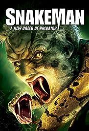 Snakeman Poster
