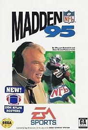 Madden NFL 95 Poster