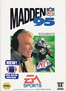 Movies clips film download Madden NFL 95 [HDR]