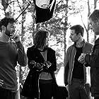 Mike Dopud, Anna McGahan, Josh Ockenden, and Peter Christian Hansen in Project Eden (2017)