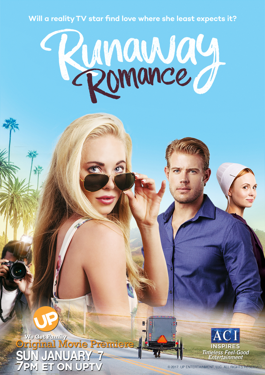 ROMANAS BĖGANT (2018) / Runaway Romance