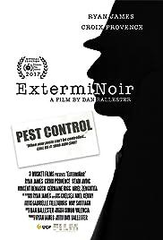 ExtermiNoir Poster