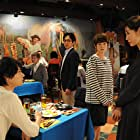 Yôko Maki, Yûki Furukawa, and Songha in Nounai poizun berî (2015)