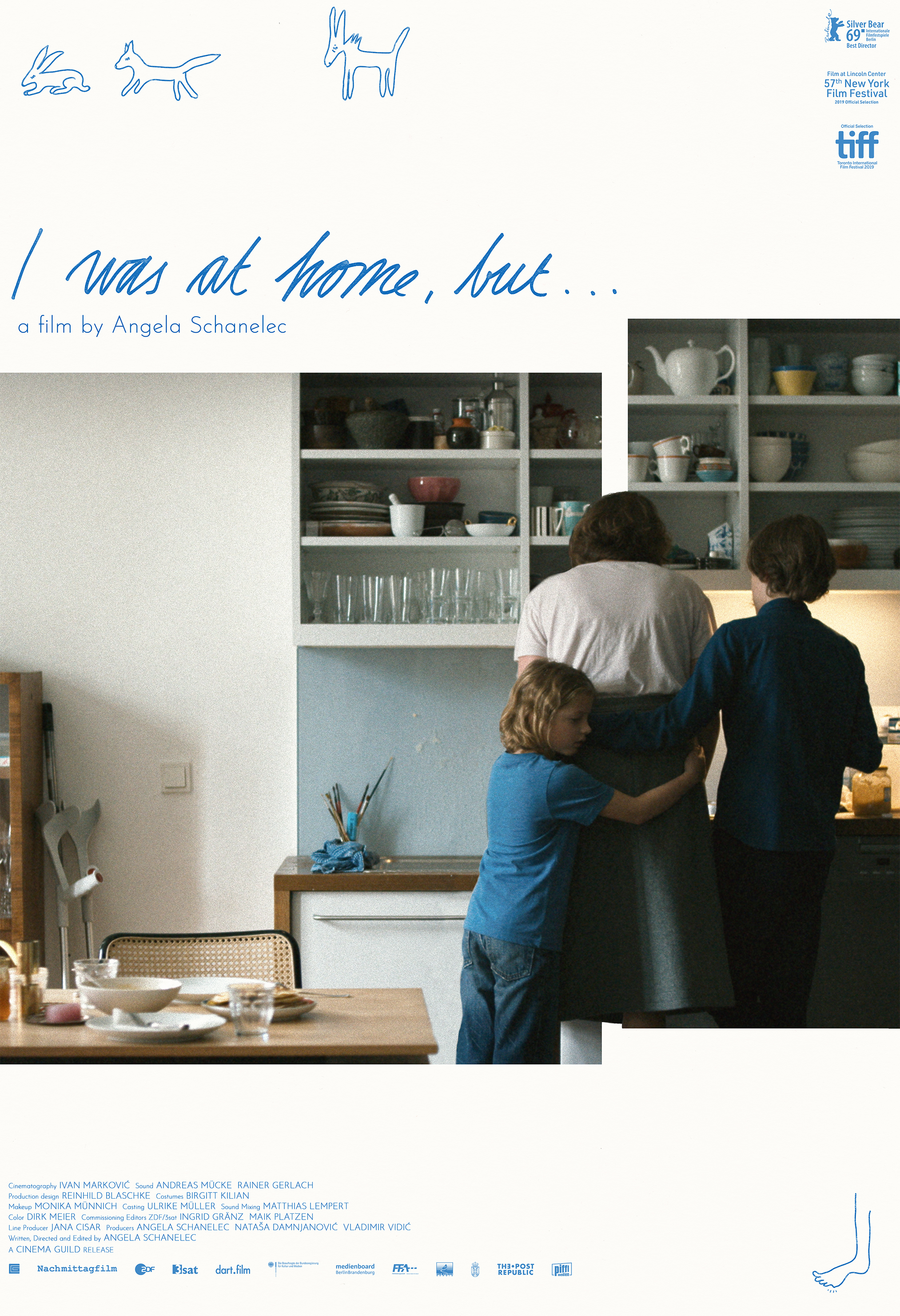 I Was at Home, But (2019) - IMDb