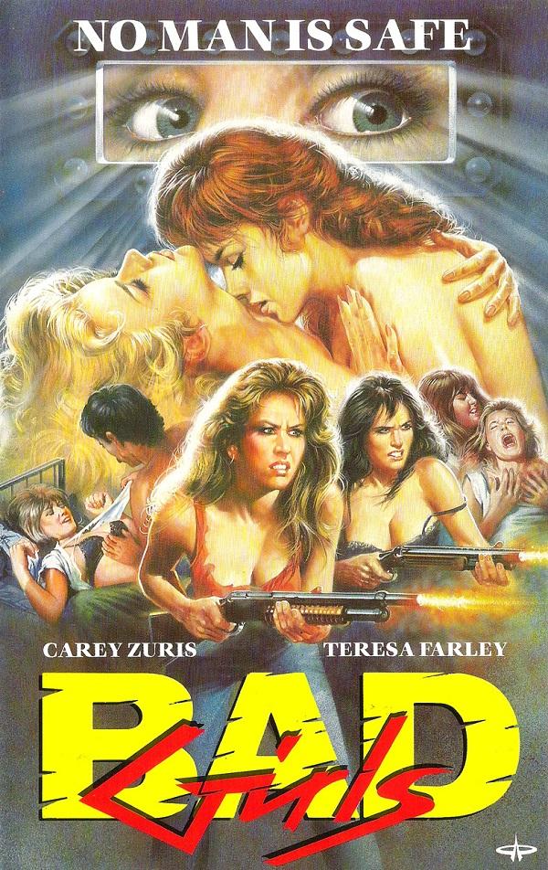 Bad Girls Dormitory (1987)