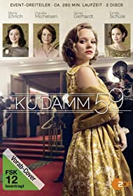 Ku'damm 59 (2018) Poster - TV Show Forum, Cast, Reviews