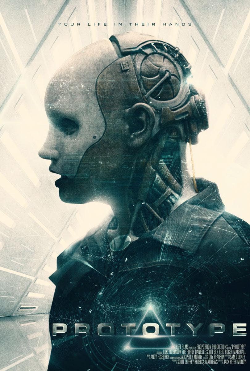 Prototype: la nueva película independiente de terror y ciencia ficción futurista