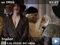 Las Chicas Del Cable Tv Series 2017 Imdb