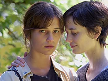 Eva Green and Alicia Vikander in Euphoria (2017)