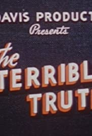 The Terrible Truth Poster