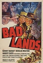 Bad Lands(1939) Poster - Movie Forum, Cast, Reviews