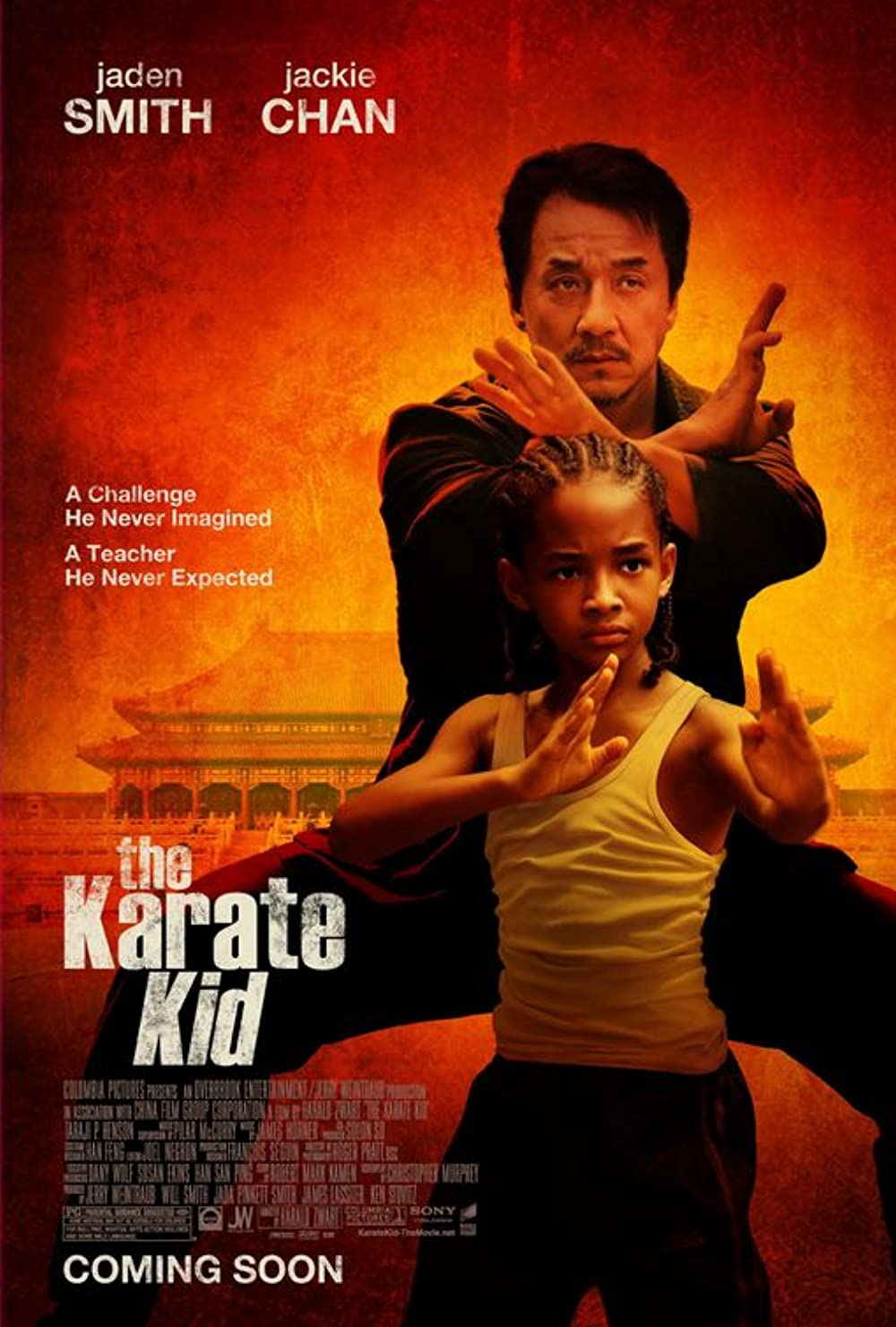 The Karate Kid 2010 Hindi Dual Audio 500MB BluRay ESubs