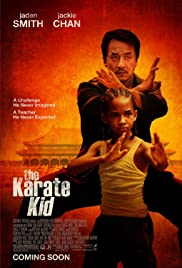 The Karate Kid (2010) Poster - Movie Forum, Cast, Reviews